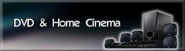 DVD Players&#47;Recorders &amp; Home Cinema